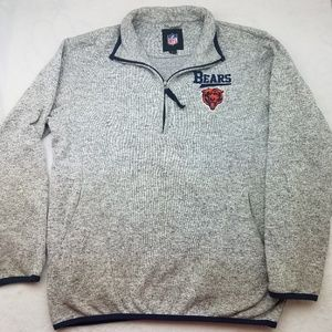 Chicago Bears NFL Pullover Sweater Large